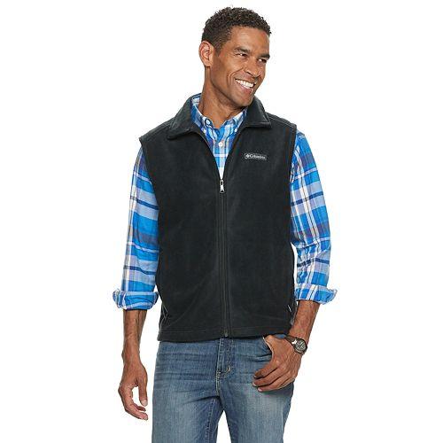 Men's Columbia Steens Mountain Vest