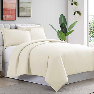 Sanctuary Ultra-Plush Duvet Cover Set