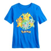 Boys 4-12 Jumping Beans® Pokemon & Friends Graphic Tee
