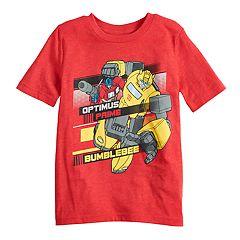 Boys 4-12 Jumping Beans® DC Comics Bumblebee Graphic Tee