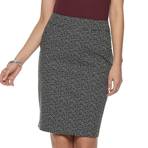 Petite Apt. 9® Torie Pencil Skirt