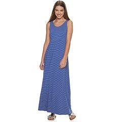 c011ddcebb Juniors' SO® Scoop Neck Maxi Dress