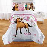 Dreamworks Spirit Wildflower Comforter