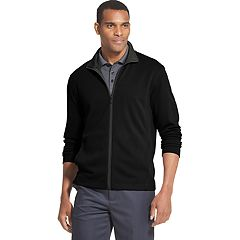Men's Van Heusen Traveler Full-Zip Fleece Jacket