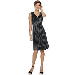 Women's Croft & Barrow® Suplice Dress
