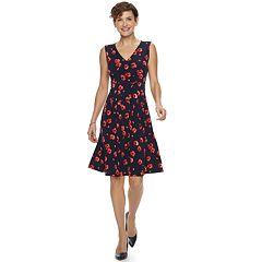 Women's Croft & Barrow® Suplice Dress