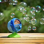 Maxx Bubbles Light-up Turbo Bubble Blower