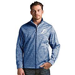 Men's Antigua Tampa Bay Lightning Golf Jacket