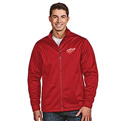 Men's Antigua Detroit Red Wings Golf Jacket