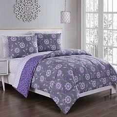 Britt 7-piece Reversible Bedding Set