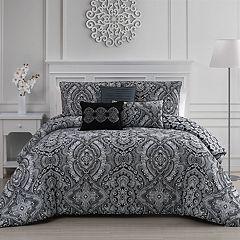 Kari 6-piece Reversible Comforter Set