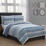 Laken Reversible Bedding Set