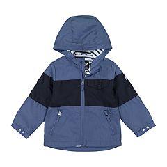 Baby Boy OshKosh B'gosh® Colorblock Hooded Midweight Jacket