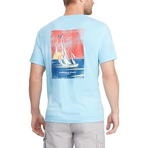Men's Chaps Classic-Fit Graphic Tee