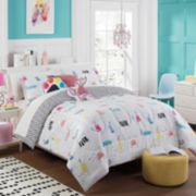 Waverly Kids Adogable Reversible Comforter Set