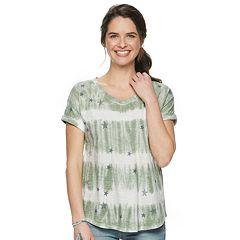 Women's SONOMA Goods for Life™ V-neck Dolman-Sleeve Tee