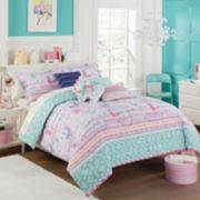 Waverly Kids La La Llama Reversible Comforter Set