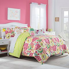 Waverly Spree Copacabana Reversible Comforter set