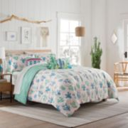 Waverly Spree Always on Point Reversible Comforter Set