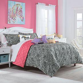 Waverly Spree Wild Life Reversible Comforter Set