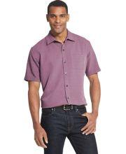 Men's Van Heusen Air Non-Iron Solid Button-Down Shirt