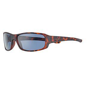 Men's Panama Jack Rubberized Wrap Sunglasses