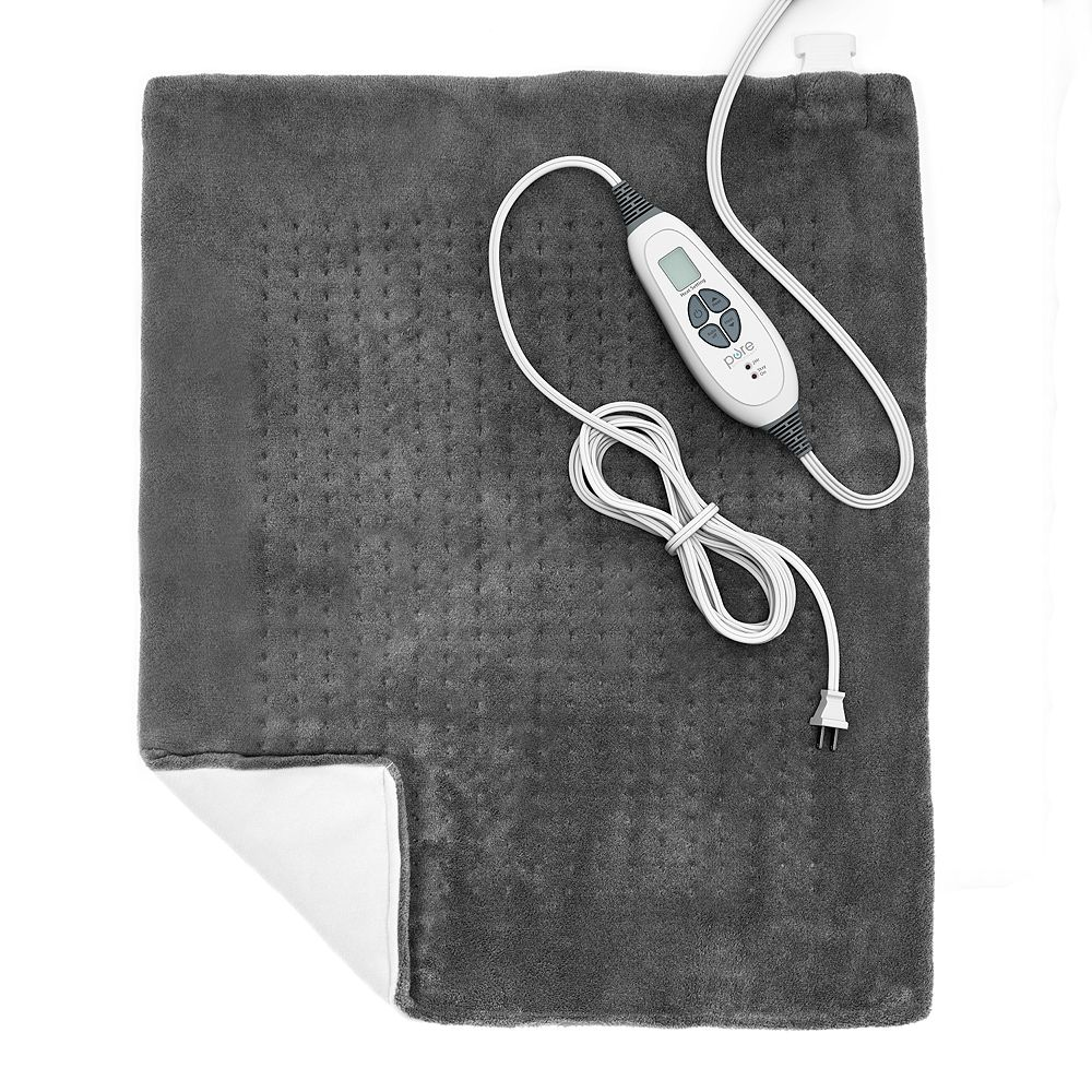 Pure Enrichment PureRelief XXL Ultra Wide Microplush Heating Pad