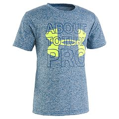 Toddler Boy Under Armour Logo 'About To Turn Pro' Graphic Tee