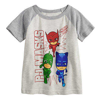 Toddler Boy Jumping Beans® PJ Masks Raglan Tee
