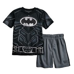478695dbf Boys 4-7 Batman 2-Piece Shirt and Shorts Set