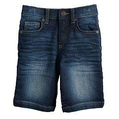 Boys 4-12 SONOMA Goods for Life™ Knit Denim Shorts in Regular, Slim & Husky