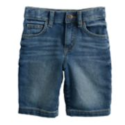 Boys 4-12 SONOMA Goods for Life? Knit Denim Shorts in Regular, Slim & Husky