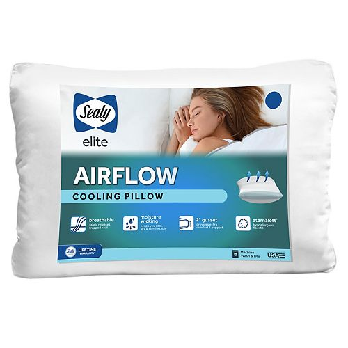 Sealy Elite Airflow Cooling Pillow