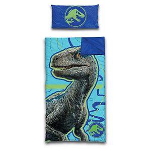 Jurassic World 2 Sleeping Bag with BONUS pillow