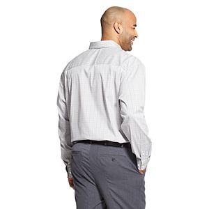 Big & Tall Van Heusen Traveler Classic-Fit Stretch Button-Down Shirt