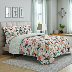 Peach & Oak Cambridge Comforter Set