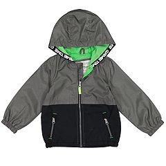 7f15c90b9ecad Boys 4-7 Carter's Colorblock Lightweight Hooded Jacket