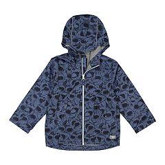 Boys 4-7 OshKosh B'gosh® Shark Hooded Lightweight Rain Jacket