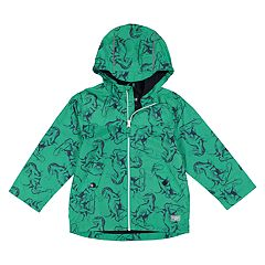 c6d249da0034 Boys 4-7 OshKosh B gosh® Shark Hooded Lightweight Rain Jacket