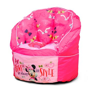 Disney S Minnie Mouse Sofa Bean Bag Chair