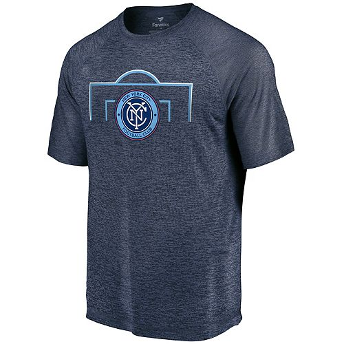 Men's New York City FC Just Getting Started Tee