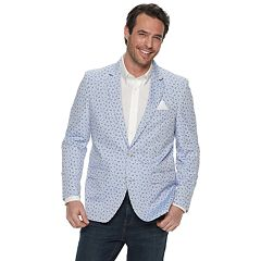 Men's Croft & Barrow® Derby Essential Sport Coat