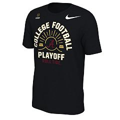 Men's Nike Alabama Crimson Tide 2018 College Football Playoffs Bound Tee