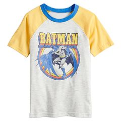 Boys 4-12 SONOMA Goods for Life™ DC Comics Batman Retro Raglan Tee