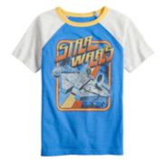 Boys 4-12 SONOMA Goods for Life? Star Wars Retro Raglan Tee