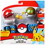 Pokémon Poké Ball Clip 'N' Go Belt Set