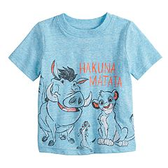 24c259d54a7d Disney's The Lion King Baby Boy 'Hakuna Matata' Graphic Tee by Jumping Beans ®