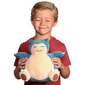 Large Pokémon Snorlax Plush