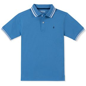 Boys 8-20 IZOD Short Sleeve Polo