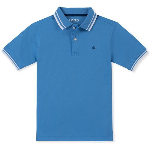 Boys 8-20 IZOD Short Sleeve Polo